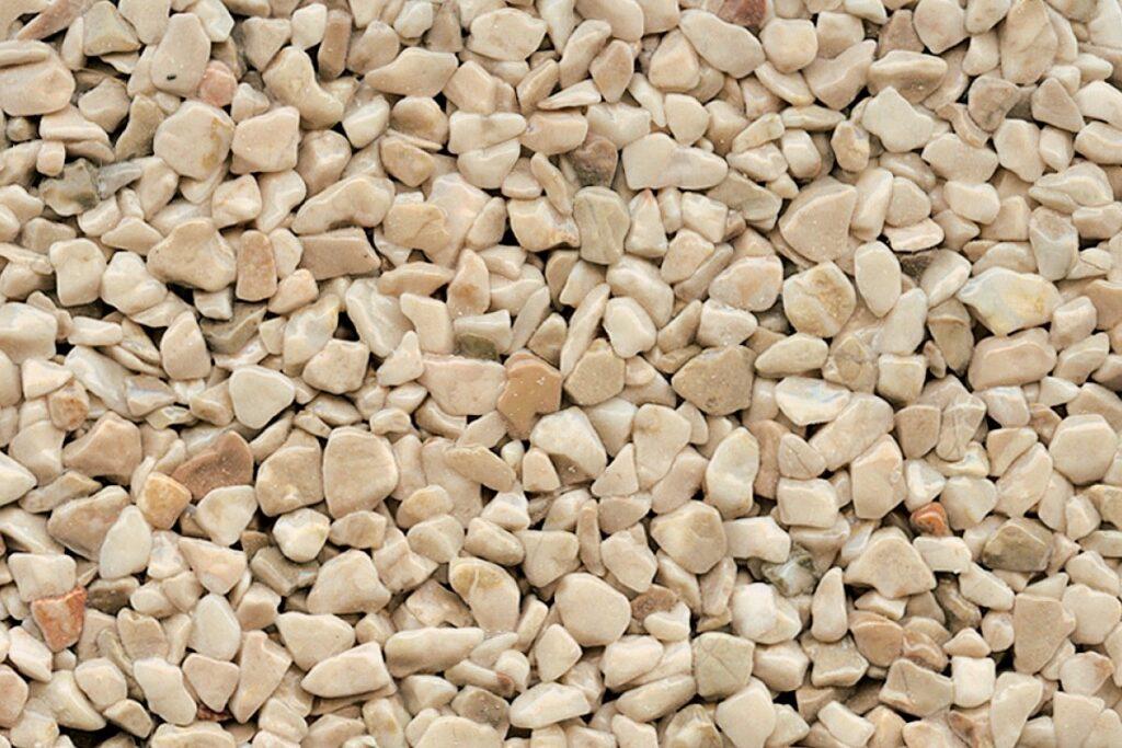 Beige Steinteppich Decorstone kemperol Coelan