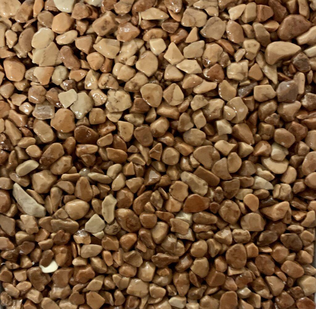 Braun steinteppich kemperol decorstone coelan