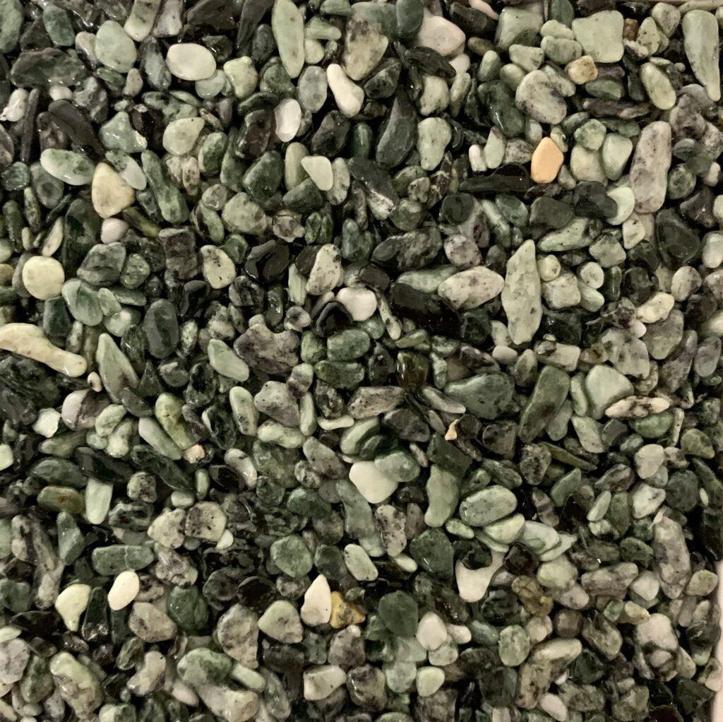 Grün steinteppich decorstone kemperol coelan